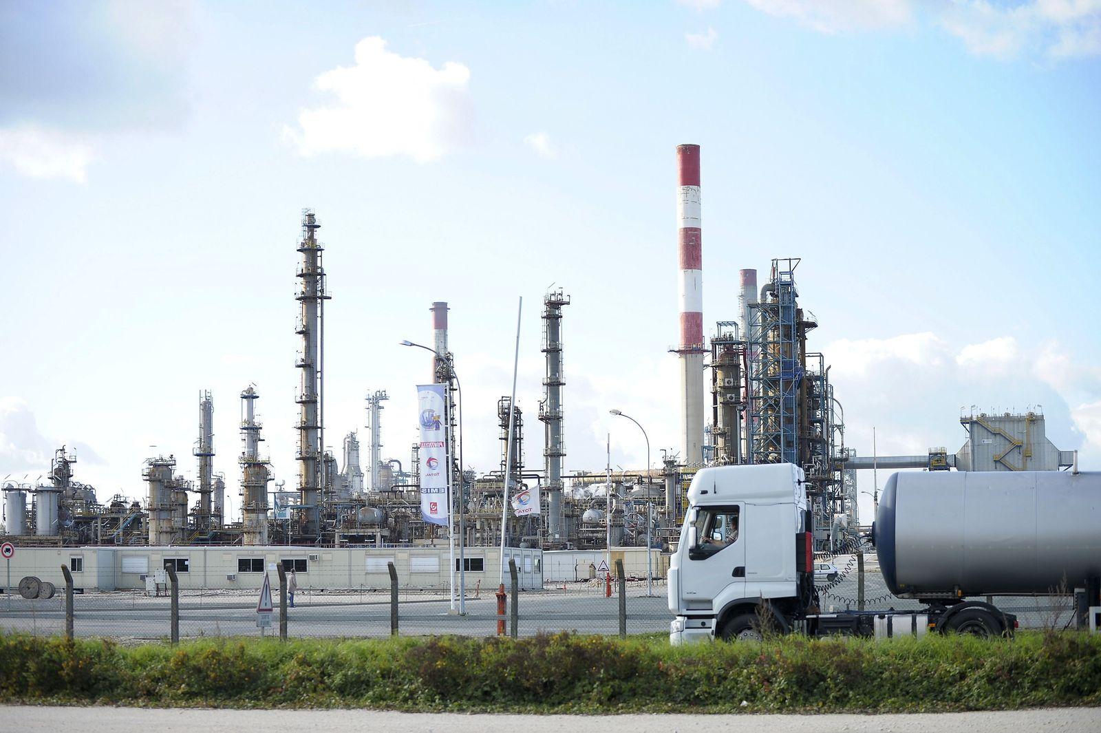 Total/ Raffinerie