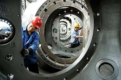 Maschinenbau: Massiver Einbruch