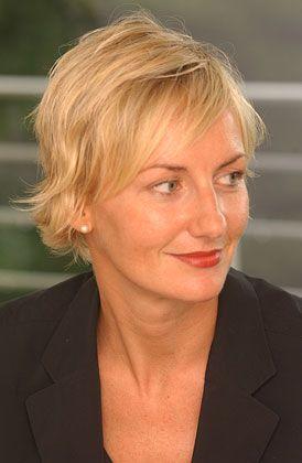 Ines Gröner ist Ärztin und Senior Manager für den Bereich Health Care bei Mummert Consulting in Hamburg