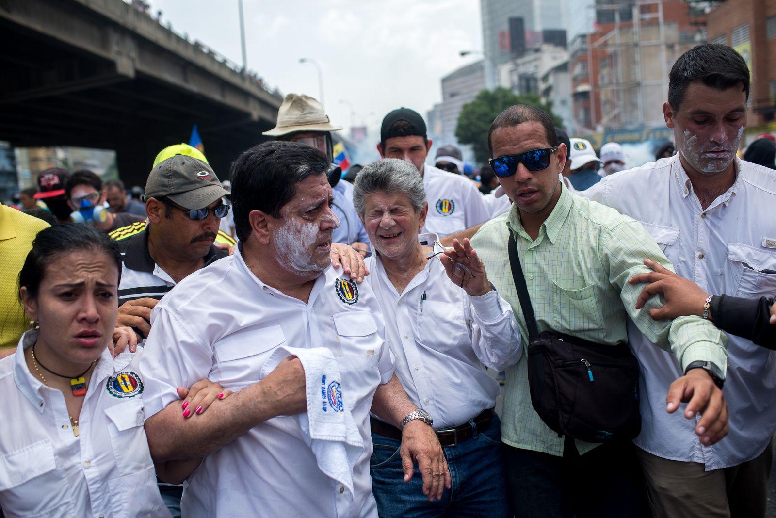 Venezuela / Caracas / Proteste