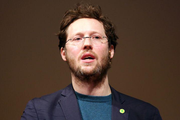 Jan Philipp Albrecht (Bündnis 90 / Die Grünen)