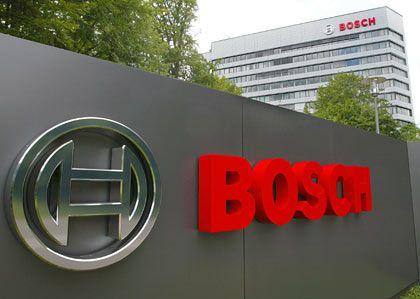 Erfolgreiche Einkaufstour: Bosch hat sich für 141 Millionene Euro die Mehrheit am Bremsenhersteller Pacifica gesichert