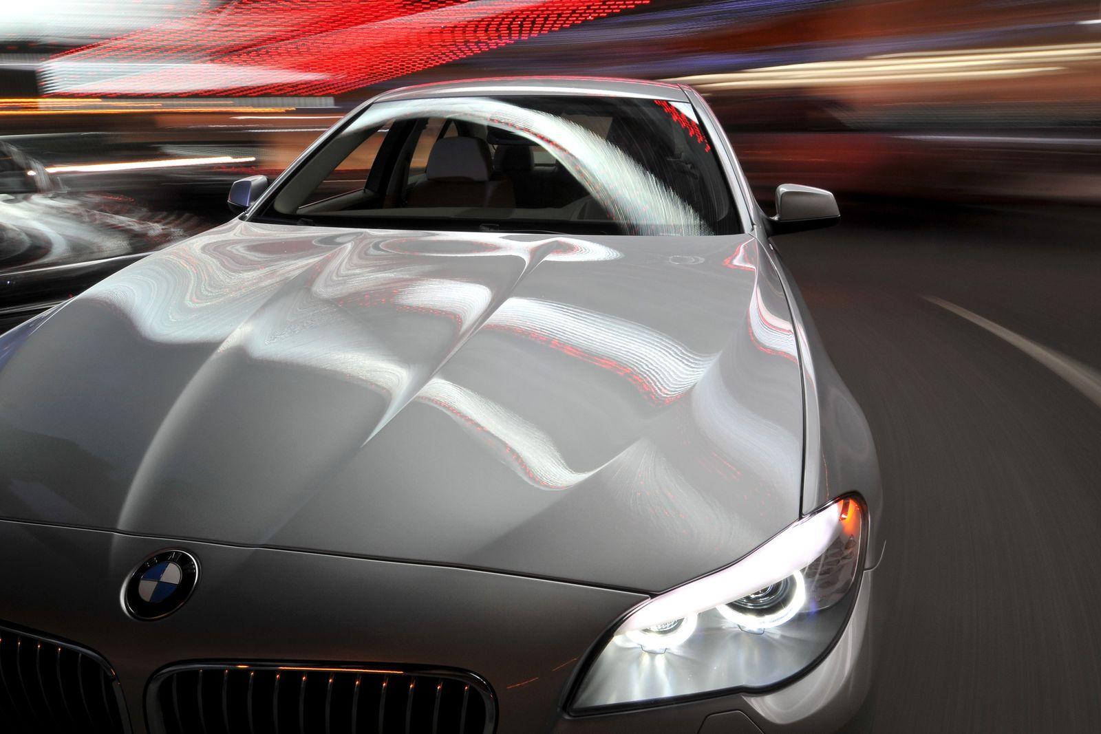 Fahrbericht /BMW 5er /