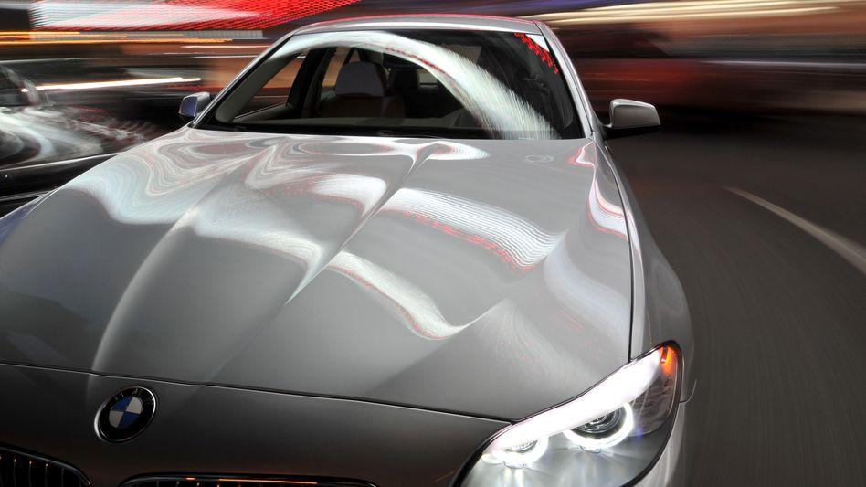 Neue Kraft: BMW hat sich zum Partner des einstigen Branchenprimus vorgearbeitet