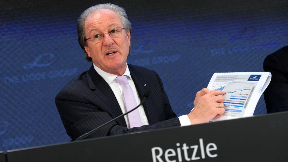 Wolfgang Reitzle: Mit 65 Jahren übernimmt der Topmanager einen Chefposten in der Schweiz