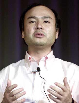 Internet-Samurai und früherer Ziff-Mehrheitseigner Son: Dem Zeitgeist-Wahnsinn verfallen