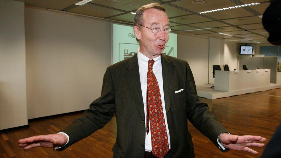 Karstadt-Insolvenzverwalter Klaus Hubert Görg: Anspruch auf Millionenzahlung