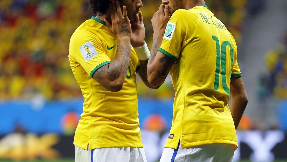 Anti-Lippenleser-Taktik bei der WM: Konspiratives Genuschel