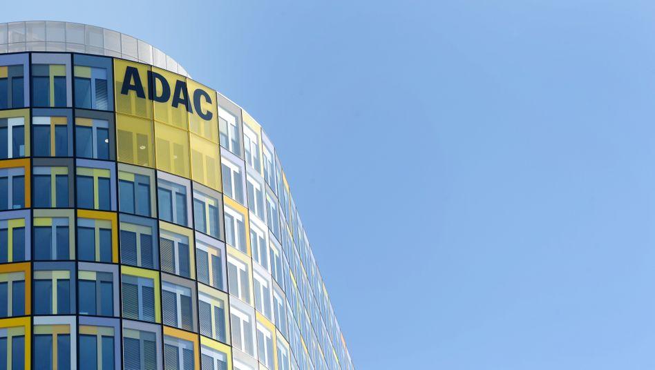 ADAC-Zentrale München: Der ADAC ist mit 20 Millionen Mitgliedern größter Automobilclub in Europa