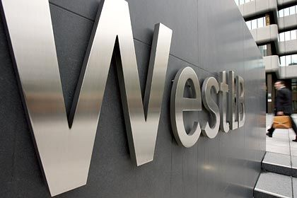 Bank in Schwierigkeiten: Die Affäre um angebliche Kursmanipulationen hatte die West LB in eine schwere Krise gestürzt