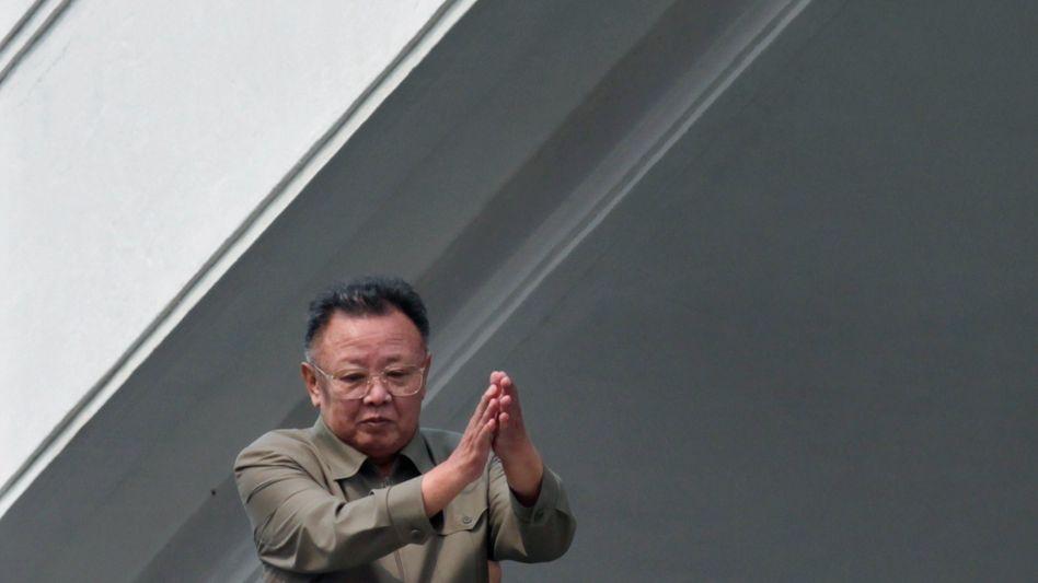 Nordkoreas Machthaber Kim Jong Il starb am Sonnabend. Sein Sohn Kim Jong Un soll die Nachfolge übernehmen
