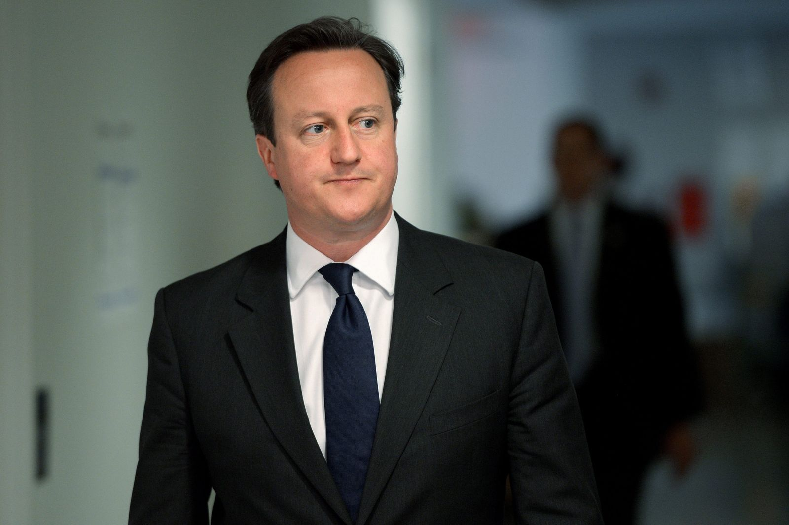 David Cameron at United Nations