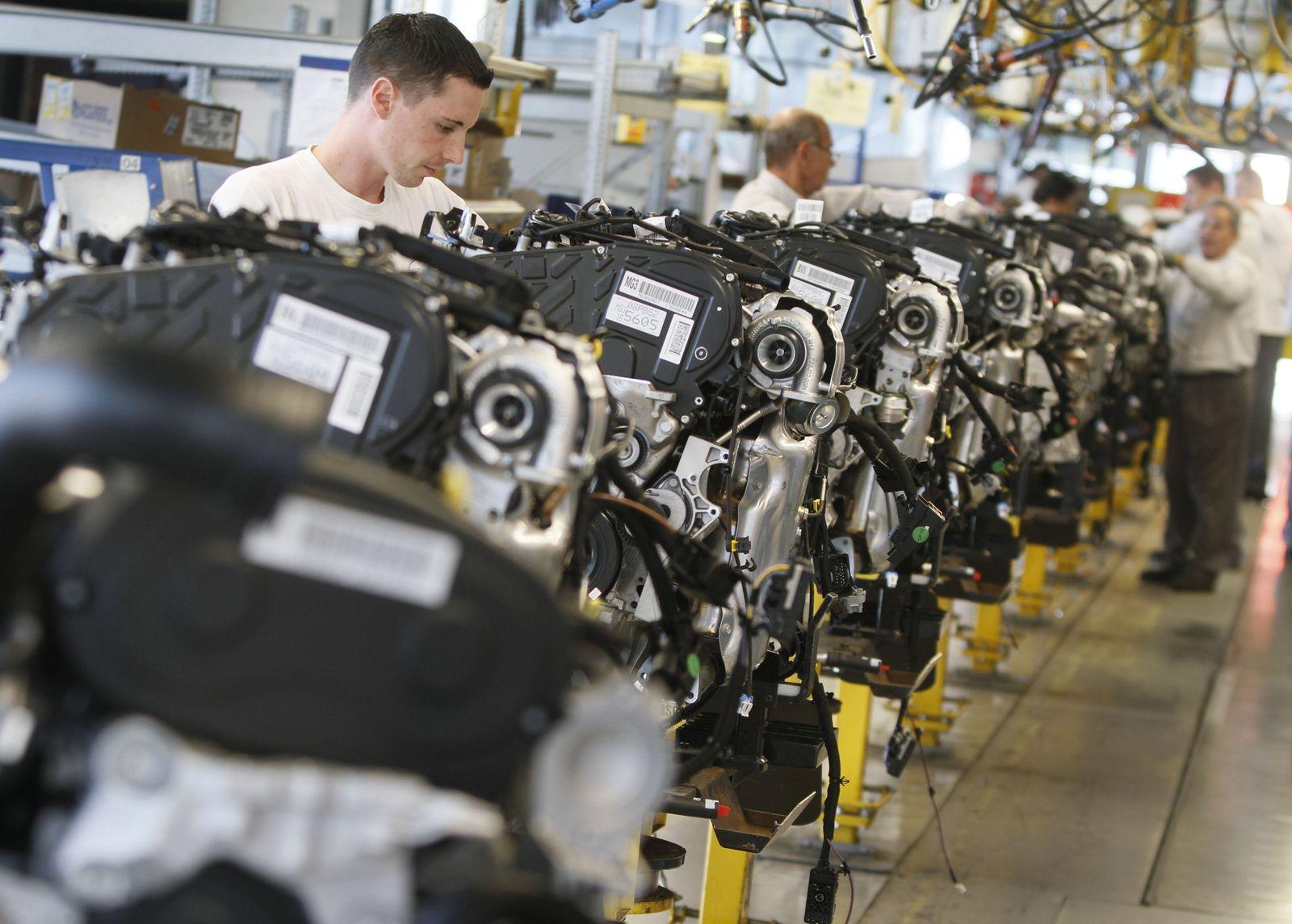 Aufschwung / Konjunktur / Opel