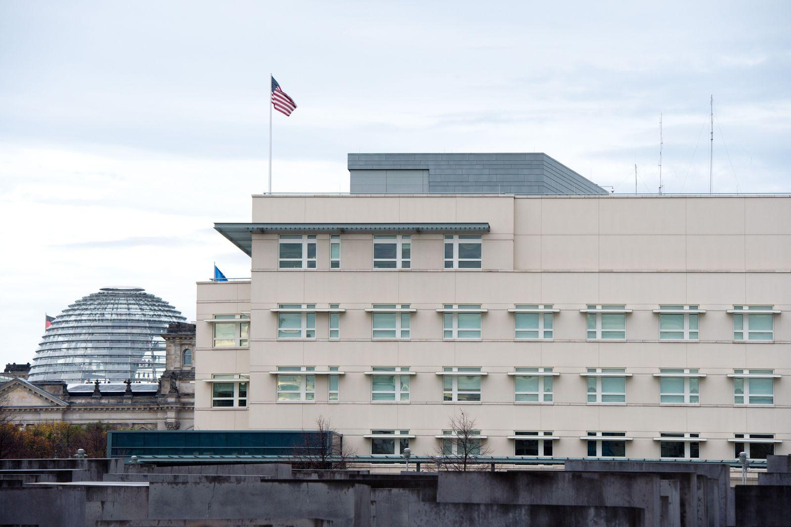 US-Botschaft Berlin