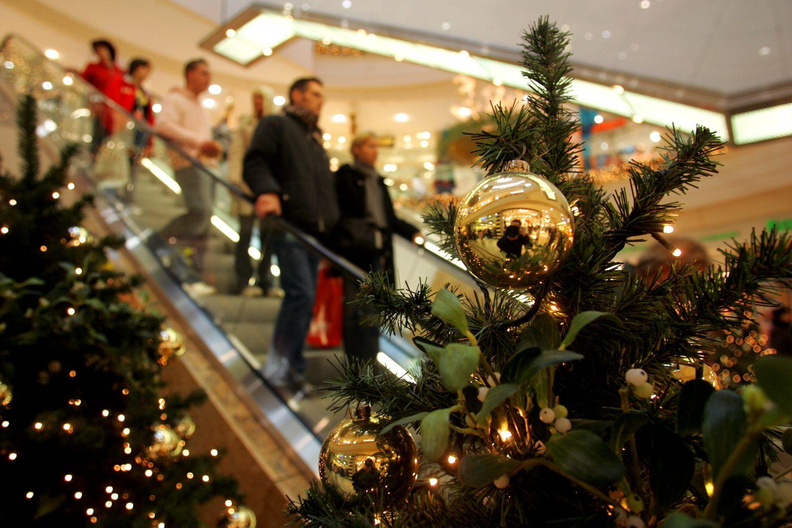 NICHT VERWENDEN Kaufhaus/ Weihnachten