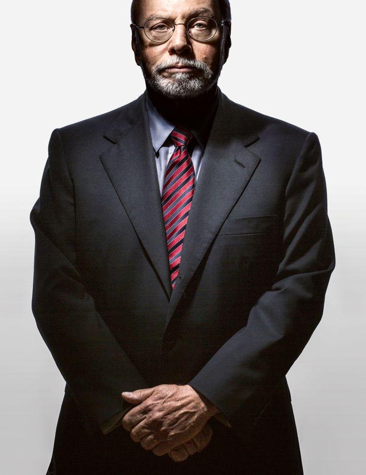 Freibeuter des Kapitalismus: Elliott-Gründer Paul Singer.
