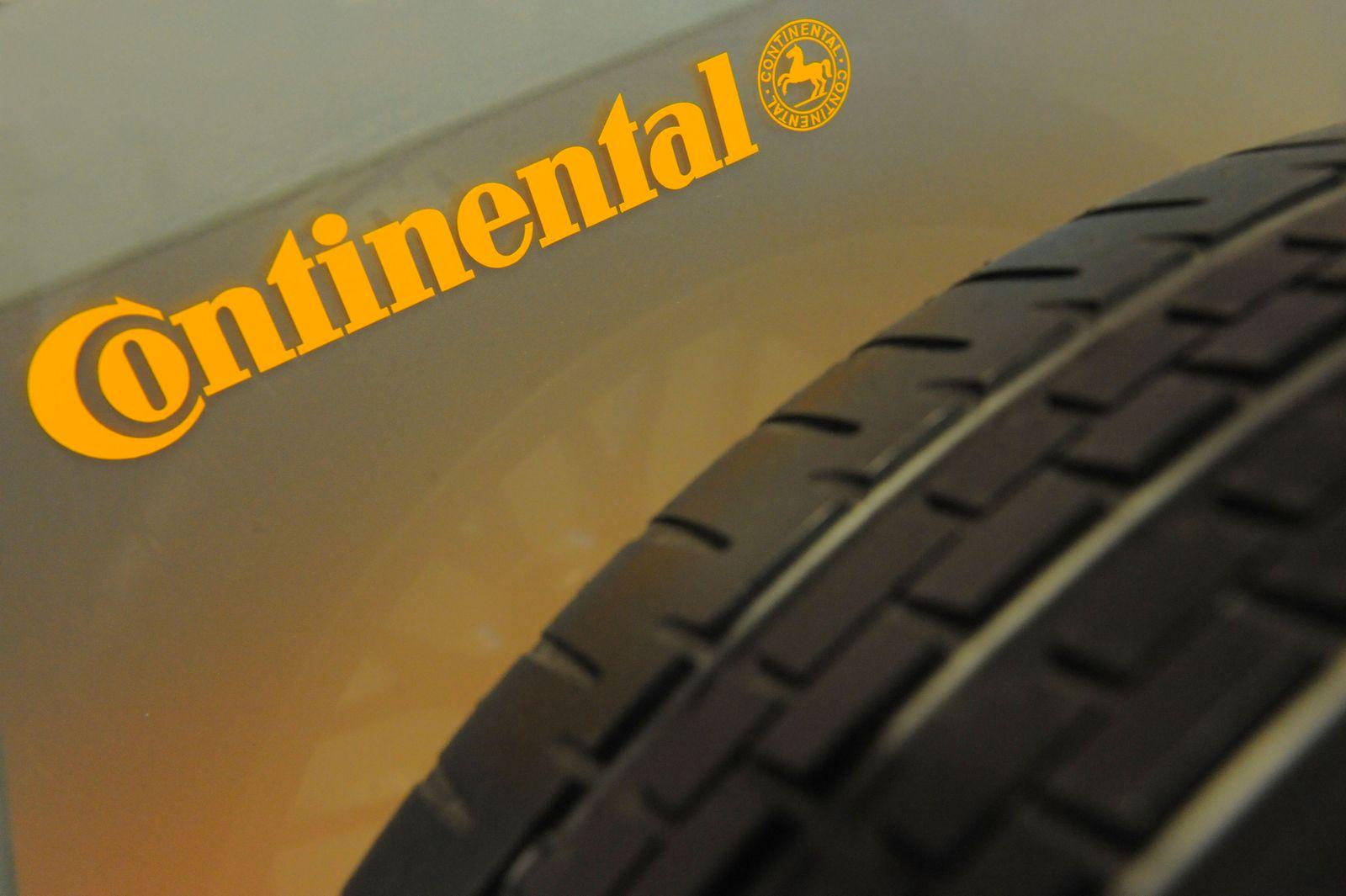 Continental AG / Reifen