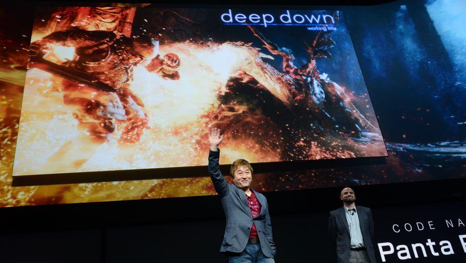 Aufbruch: Präsentation der Playstation 4 im Februar in New York