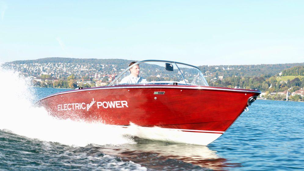 Elektroboote: Abgasfrei über den See