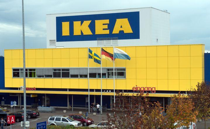 Ikea: In fast jeder größeren deutschen Stadt zu finden