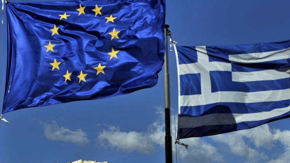 """Prüfbericht der Troika: """"Griechenland wird wahrscheinlich nicht in der Lage sein, 2012 auf die Märkte zurückzukehren"""""""