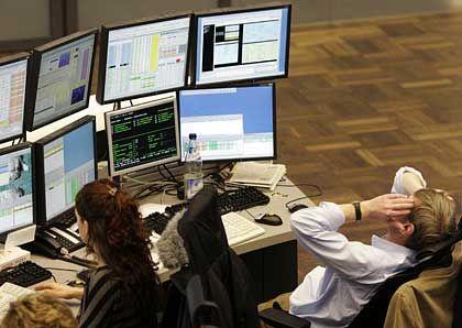 Börse Frankfurt: Die Hoffnung auf positive Impulse aus den USA währte nur kurz