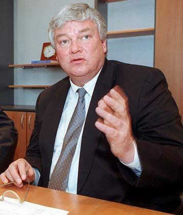 Bodo Hombach: Der frühere Kanzleramtsminister ist der neue starke Mann der WAZ; allerdings nur theoretisch