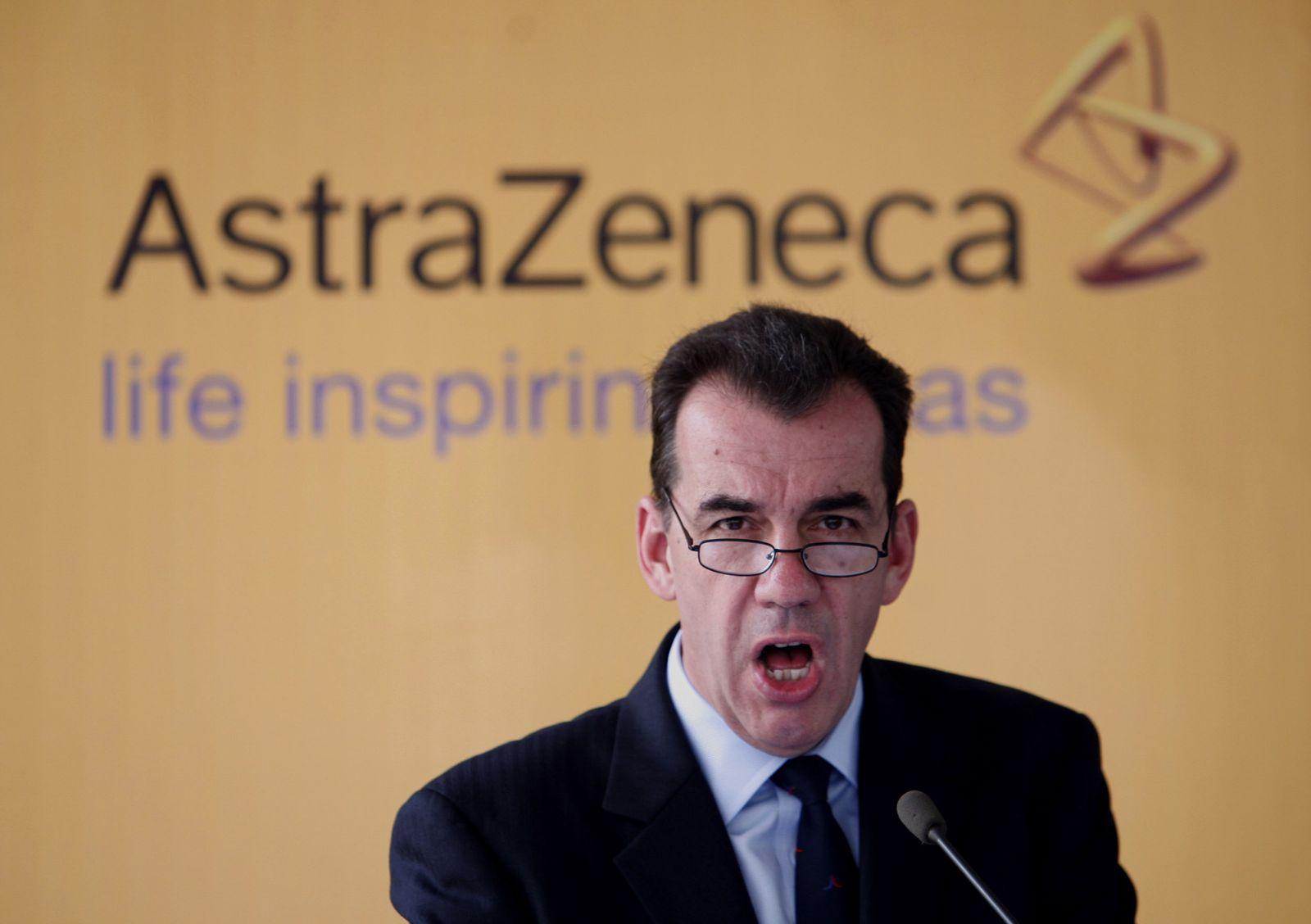 AstraZeneca / David Brennan / LOGO