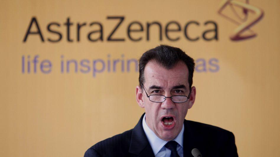 Schluss mit lustig: AstraZeneca-Chef David Brennan hat die Verhaltensregeln verschärft und prescht mit einer Initiative vor