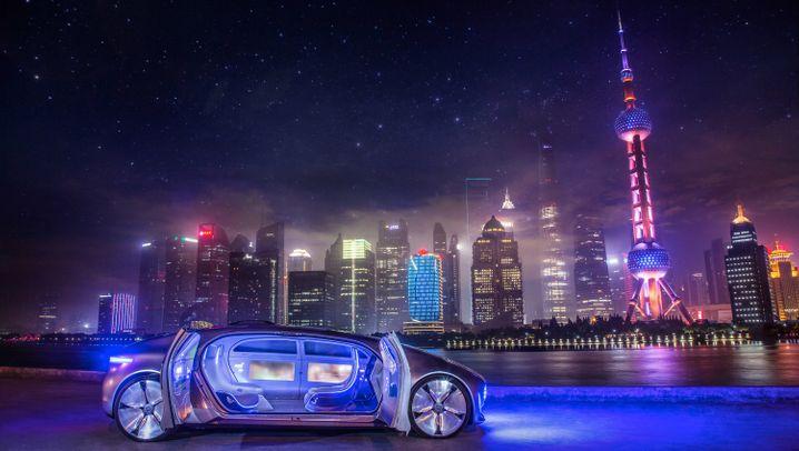 Dirsruption: Autoindustrie im Wandel