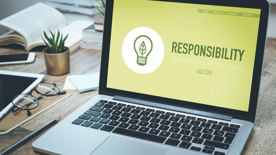 Unterschätztes Thema: Viel zu selten nehmen Unternehmen auch ihre Nachhaltigkeitsberichterstattung als Teil der Finanzkommunikation wahr