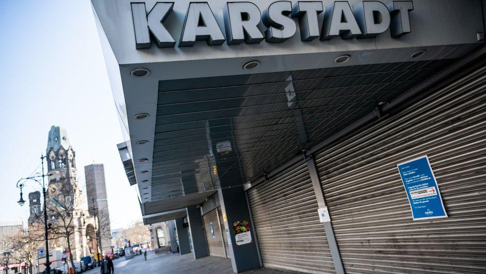 Kaufhäuser scheitern mit ihrer Klage gegen die 800-Quadratmeter-Regel für Verkaufsflächen