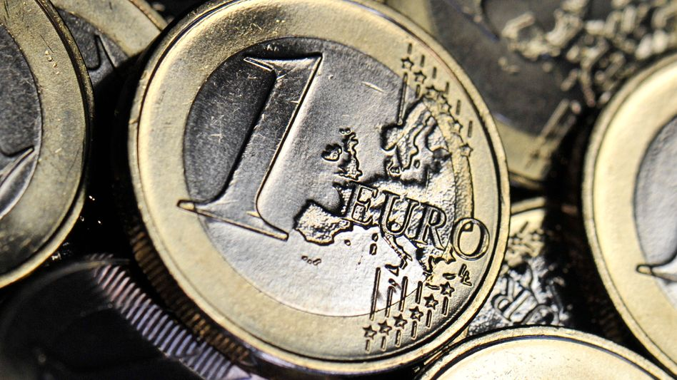 In der Krise? Der Euro zeigt derzeit Stärke