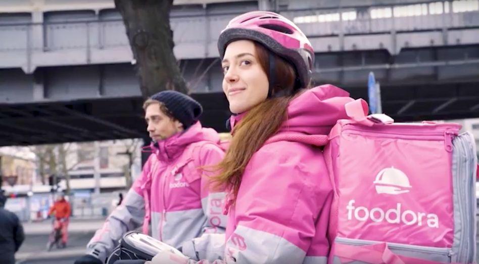 Delivery Hero verkauft auch seinen in Deutschland aktiven Lieferdienst Foodora