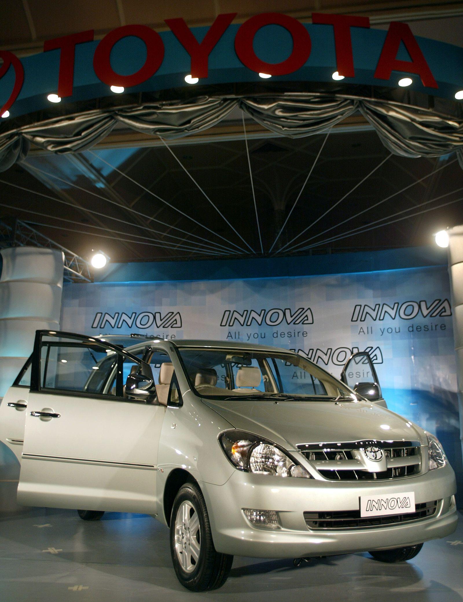 Toyota Innova / Indien