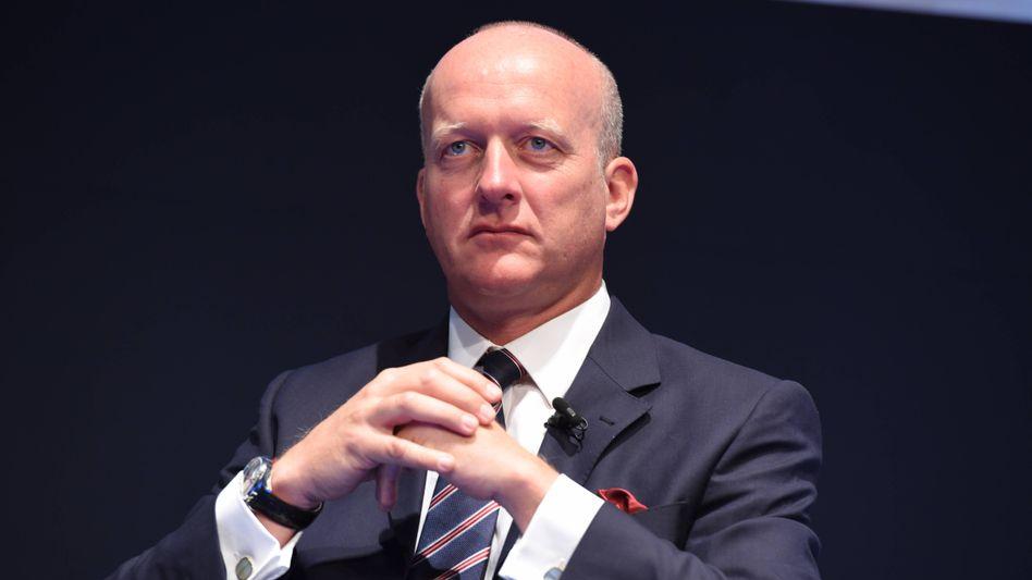 Conrad Albert, Vizechef von ProSiebenSat.1