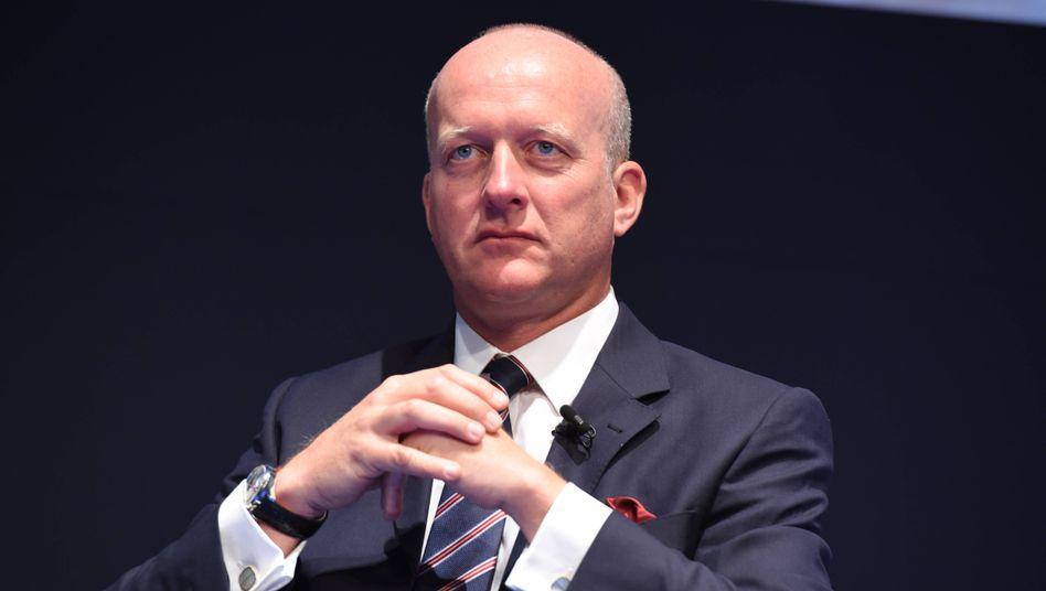 Conrad Albert, Vizechef von ProSiebenSat.1, kündigt per Zeitungsinterview an, seinen Vertrag nicht mehr verlängern zu wollen