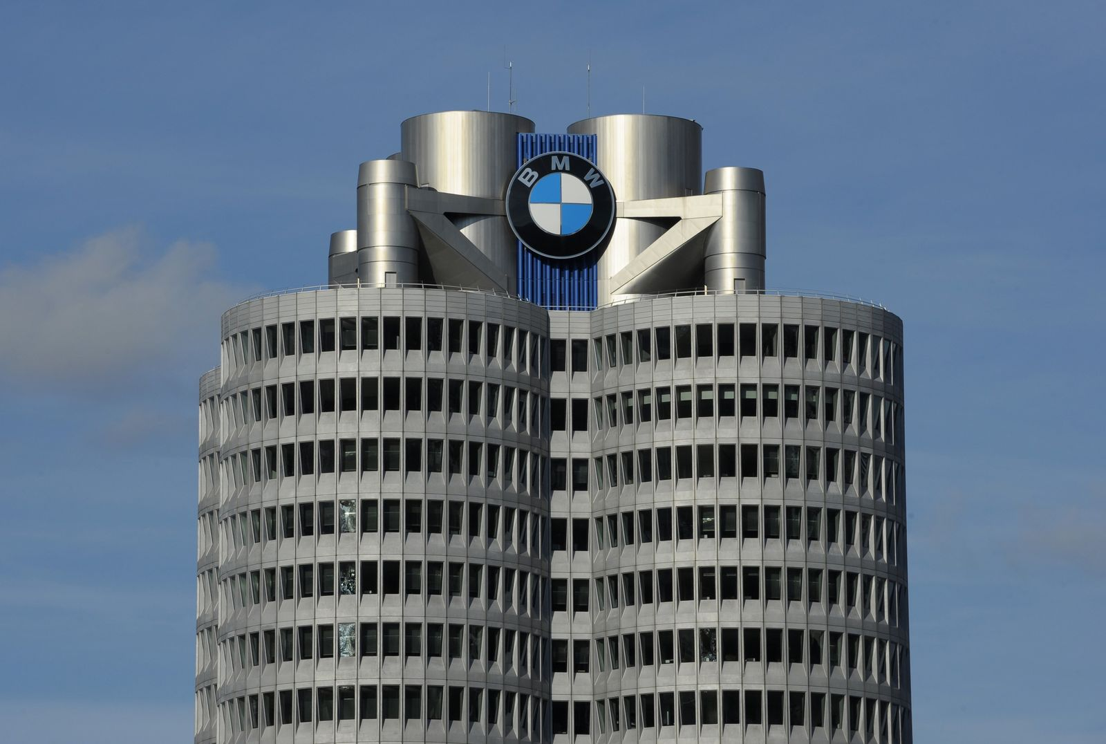 GERMANY-AUTO-COMPANY-BMW