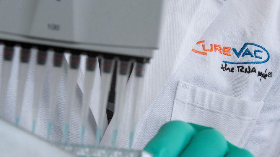 Impf-Kooperation: Die Unternehmen Bayer und Curevac arbeiten im Kampf gegen Covid-19 zusammen