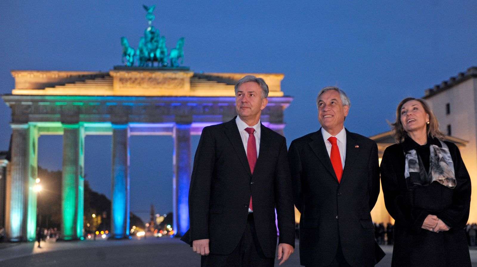 Berlin / Regierender Bürgermeister Klaus Wowereit