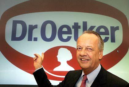 Breit aufgestellter Konzern: August Oetker, Vorsitzender der Geschäftsführung