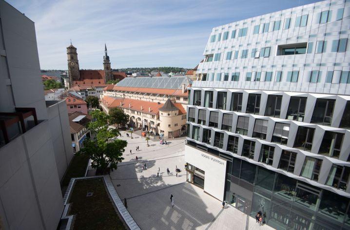 Stuttgart erlaubt Versammlungen bis zu 5000 Menschen