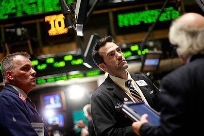 Kursanstieg - und jetzt? Händler an der Wall Street bleiben skeptisch