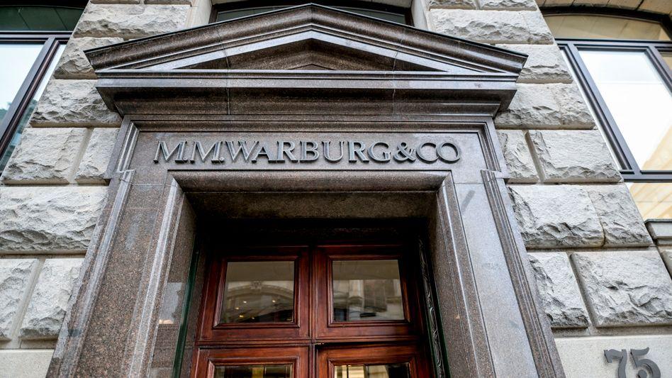 Bankhaus M.M. Warburg in Hamburg