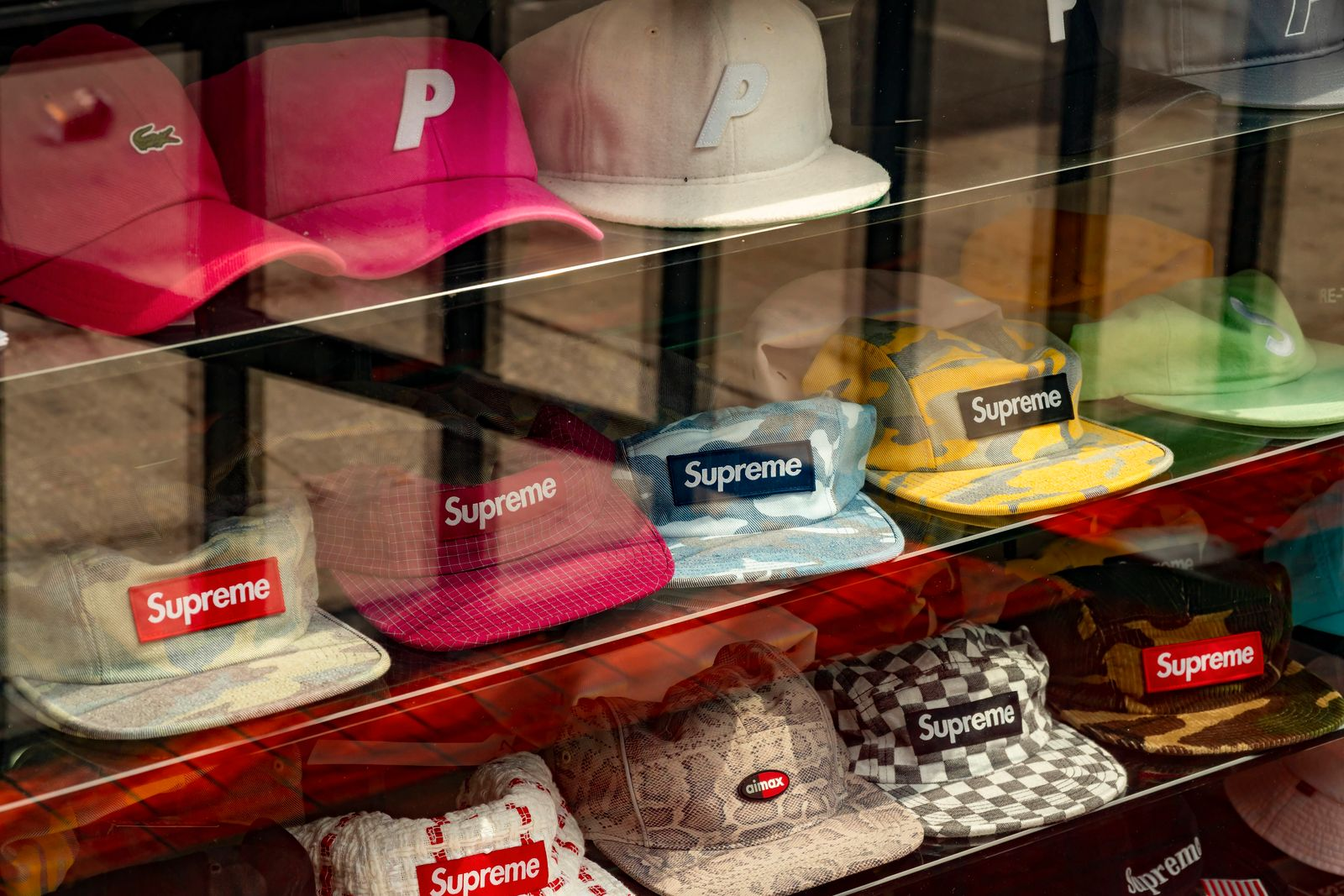 What dropped at Supreme? Store selling Supreme merchandise in New York on Saturday, August 15, 2020. ( PUBLICATIONxNOTxI