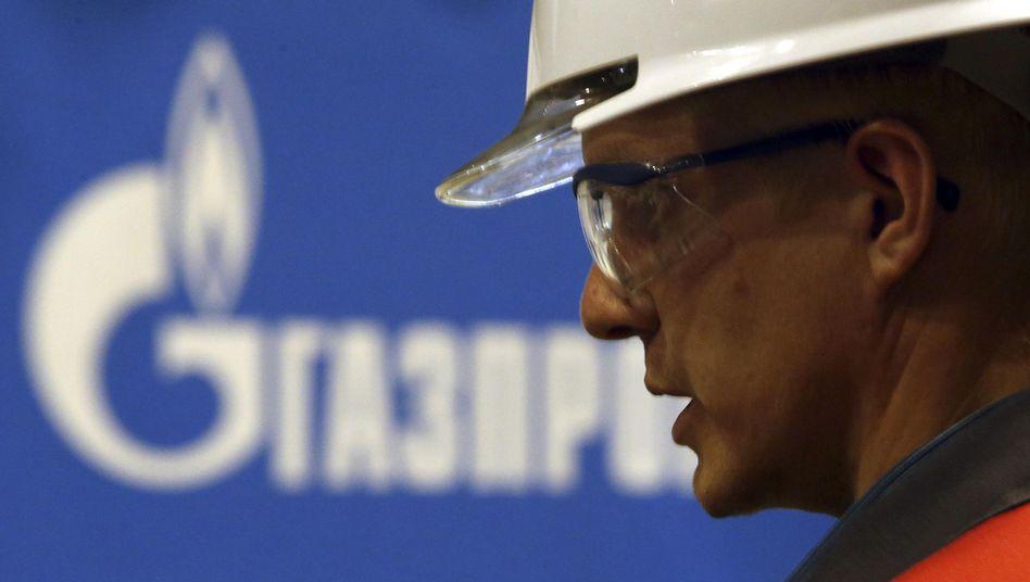 Gazprom: Die Brüsseler Wettbewerbshüter drohen dem russischen Energieriesen mit einer Milliardenstrafe