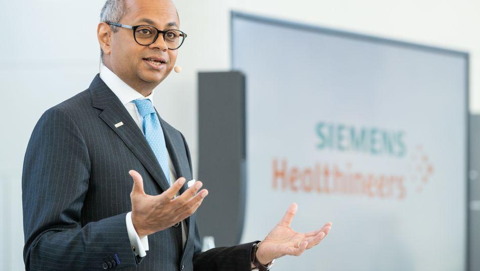 Michael Sen: Designierter Vorstandschef von Siemens Energy