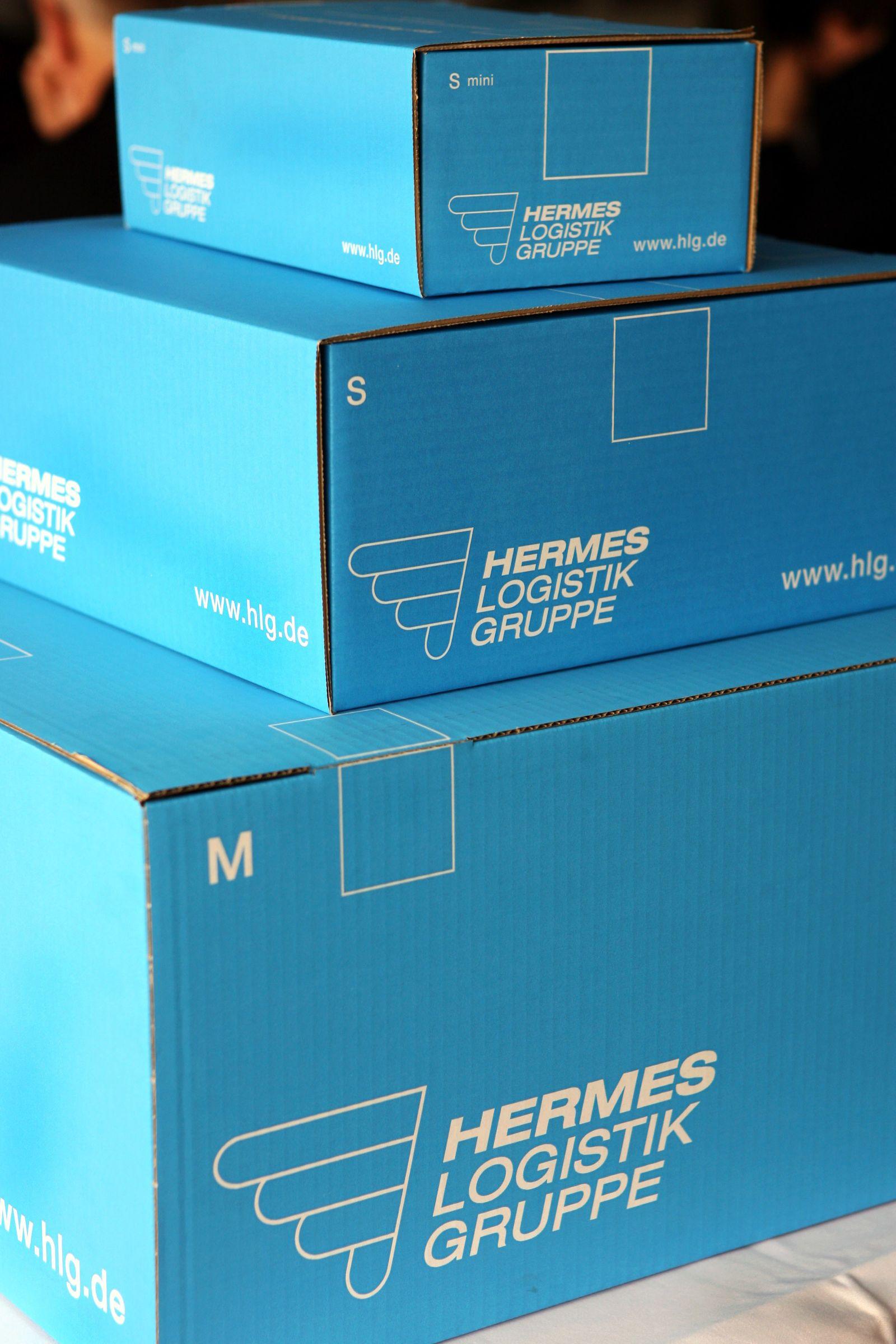 Hermes Logistik / Pakete