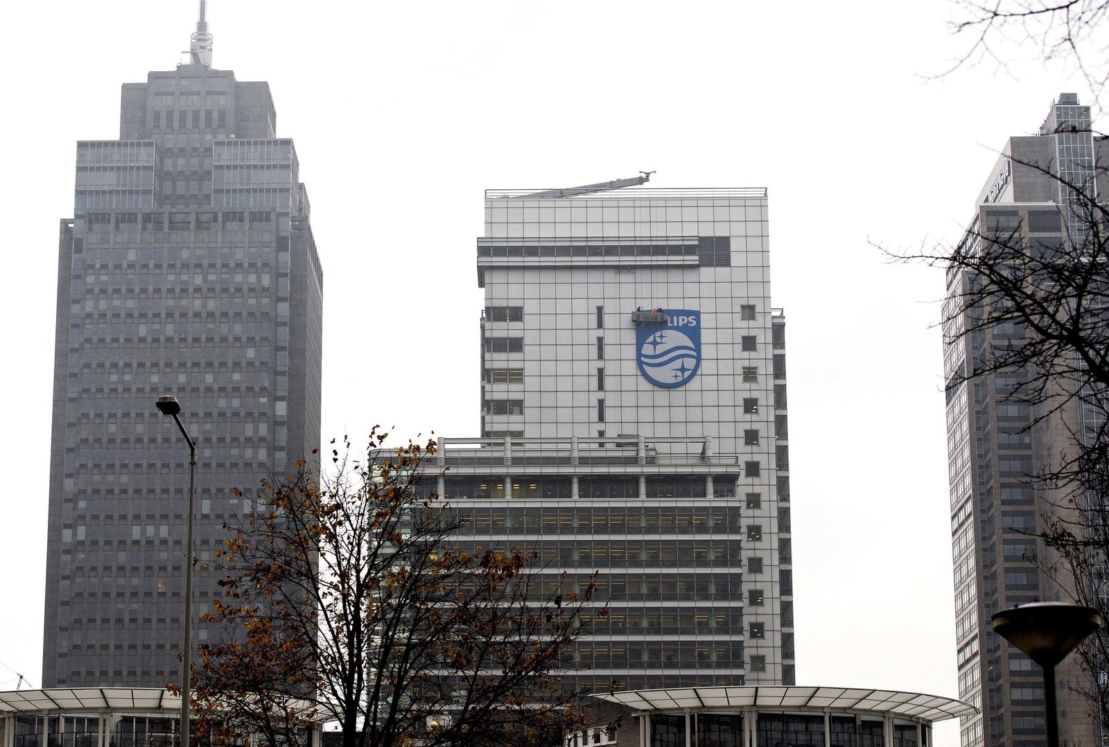 Philips sells compnay parts to Chinese investor