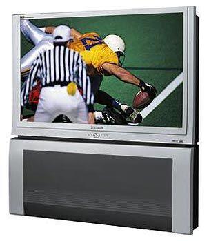 "Spiel, Satz, Sieg: Panasonic 47"" HDTV-Monitor"